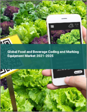Global Food and Beverage Coding and Marking Equipment Market 2021-2025