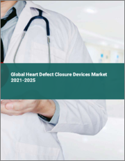 Global Heart Defect Closure Devices Market 2021-2025