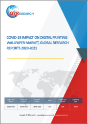 Covid-19 Impact On Digital Printing Wallpaper Market, Global Research Reports 2020-2021