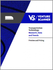 Transportation Technology Research, Data and Trends
