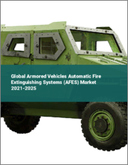 Global Armored Vehicles Automatic Fire Extinguishing Systems (AFES) Market 2021-2025