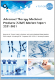 Advanced Therapy Medicinal Products (ATMP) Market Report 2021-2031: Forecasts by Therapy Products (Cell, Gene, CAR-T, Tissue Engineered), Regional & Leading National Market Analysis, Leading ATMP Companies, COVID-19 Recovery Scenarios