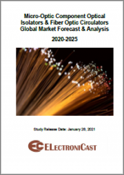 Micro-Optic Component Optical Isolators & Fiber Optic Circulators Global Market Forecast & Analysis 2020-2025
