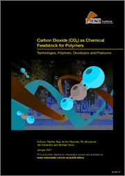 Carbon Dioxide (CO2) as Chemical Feedstock for Polymers - Technologies, Polymers, Developers and Producers