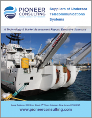 Suppliers of Undersea Telecommunications Systems