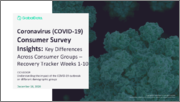 COVID-19 Consumer Survey Insights - Key Differences across Consumer Groups - Recovery Tracker Weeks 1-10