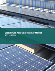 Global Dual-Axis Solar Tracker Market 2021-2025