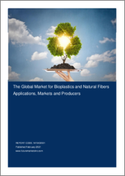 The Global Market for Bioplastics and Natural Fibers to 2030