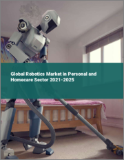 Global Robotics Market in Personal and Homecare Sector 2021-2025