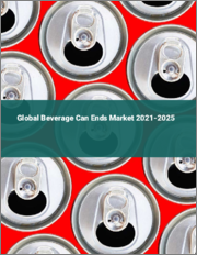 Global Beverage Can Ends Market 2021-2025