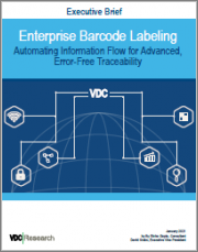 Enterprise Barcode Labeling: Automating Information Flow for Advanced, Error-Free Traceability
