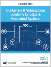 Containers & Virtualization Solutions for Edge & Embedded Systems
