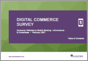 Digital Commerce Survey: Consumer Attitudes to Mobile Banking, mCommerce & Contactless