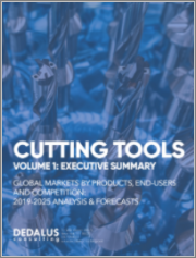 Cutting Tools Volume One - Executive Summary - Global Industry Overview, Analysis & Forecasts