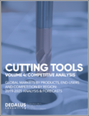 Cutting Tools Volume Four - Global Competitive Analysis & Producer Profiles