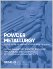 Powder Metallurgy Parts & Materials - Global Markets, Products, End-Users & Applications: Analysis & Forecasts