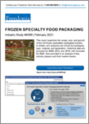 Frozen Specialty Food Packaging (US Market & Forecast)