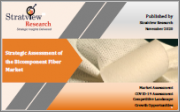 Bicomponent Fiber Market by Material Type, by Structure Type, by End-Use Industry Type, and by Region, Size, Share, Trend, Forecast, & Industry Analysis: 2021-2026