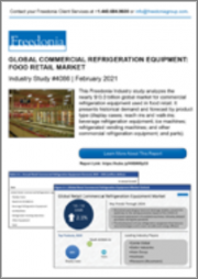 Global Commercial Refrigeration Equipment: Food Retail Market