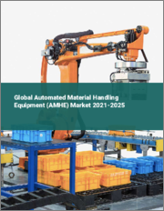 Global Automated Material Handling Equipment (AMHE) Market in North America 2021-2025