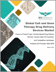 Global Cell and Gene Therapy Drug Delivery Devices Market: Focus on Product Type, Commercialized Drug Delivery Devices, Country Data (16 Countries), and Competitive Landscape - Analysis and Forecast, 2020-2030