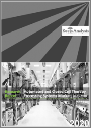 Automated and Closed Cell Therapy Processing Systems Market By Cell Processing Steps (Apheresis, Separation, Expansion, Harvest, Fill Finish, Cryopreservation and Thawing), Scale of Operations (Preclinical / Clinical and Commercial),