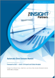 Automatic Door Sensors Market Forecast to 2027 - COVID-19 Impact and Global Analysis By Type (Microwave Sensors, Infrared Sensors, Laser Sensors, and Others); Application (Residential, Commercial, Industrial, and Others), and Geography