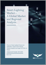 Smart Lighting Market - A Global Market and Regional Analysis: Focus on Smart Lighting Product and Application, Supply Chain Analysis, Country Analysis, and Impact of COVID-19 Period - Analysis and Forecast, 2019-2025