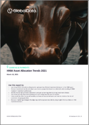 High Net Worth (HNW) Asset Allocation Trends 2021