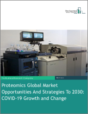 Proteomics Global Market Opportunities And Strategies To 2030: COVID-19 Growth and Change