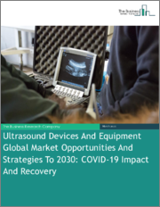 Ultrasound Devices And Equipment Global Market Opportunities And Strategies To 2030: COVID-19 Impact and Recovery