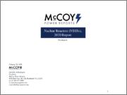 Nuclear Reactors (NSSSs)