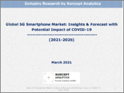 Global 5G Smartphone Market: Insights & Forecast with Potential Impact of COVID-19 (2021-2025)