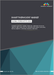 Smart Thermostat Market by Product (Connected, Learning, Standalone), Connectivity Technology (Wireless, Wired), Installation Type (New Installation, Retrofit Installation), Vertical (Residential, Commercial, Industrial) & Region-Global Forecast to 2026