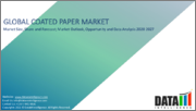 Global Coated Paper Market - 2020-2027