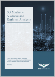 6G Market - A Global and Regional Analysis: Focus on 6G Applications, Products, Trends, Drivers, Opportunities, Stakeholder Analysis, Patents and Country Analysis