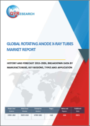 Global Rotating Anode X-ray Tubes Market Report, History and Forecast 2015-2027, Breakdown Data by Manufacturers, Key Regions, Types and Application