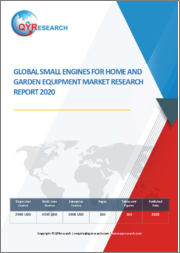 Global Small Engines for Home and Garden Equipment Market Research Report 2021
