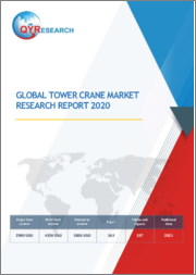 Global Tower Crane Market Research Report 2021