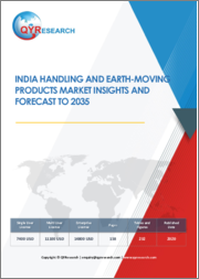 India Handling and Earth-Moving Products Market Insights and Forecast to 2035