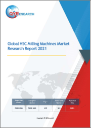 Global HSC Milling Machines Market Research Report 2021