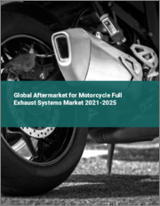 Global Aftermarket for Motorcycle Full Exhaust Systems Market 2021-2025