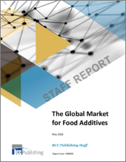 The Global Market for Food Additives