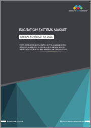Excitation Systems Market by Type (Static and Brushless), Controller Type (Analog and Digital), Application (Synchronous Generators and Synchronous Motors), End User (Power Generation, Heavy Industries, and OEMs) and Region - Global Forecast to 2026