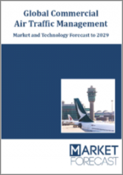 Global Commercial Air Traffic Management - Market & Technology Forecast to 2029: Market Forecasts by Region, Airport Size, Offering, Hard/Software, Country, Market Dynamics, Market/Technology, Trends, Opportunity & COVID-19, Leading Company Profiles